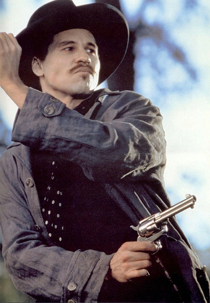 Doc Holliday Val Kilmer Wallpaper Val kilmer as doc holliday in