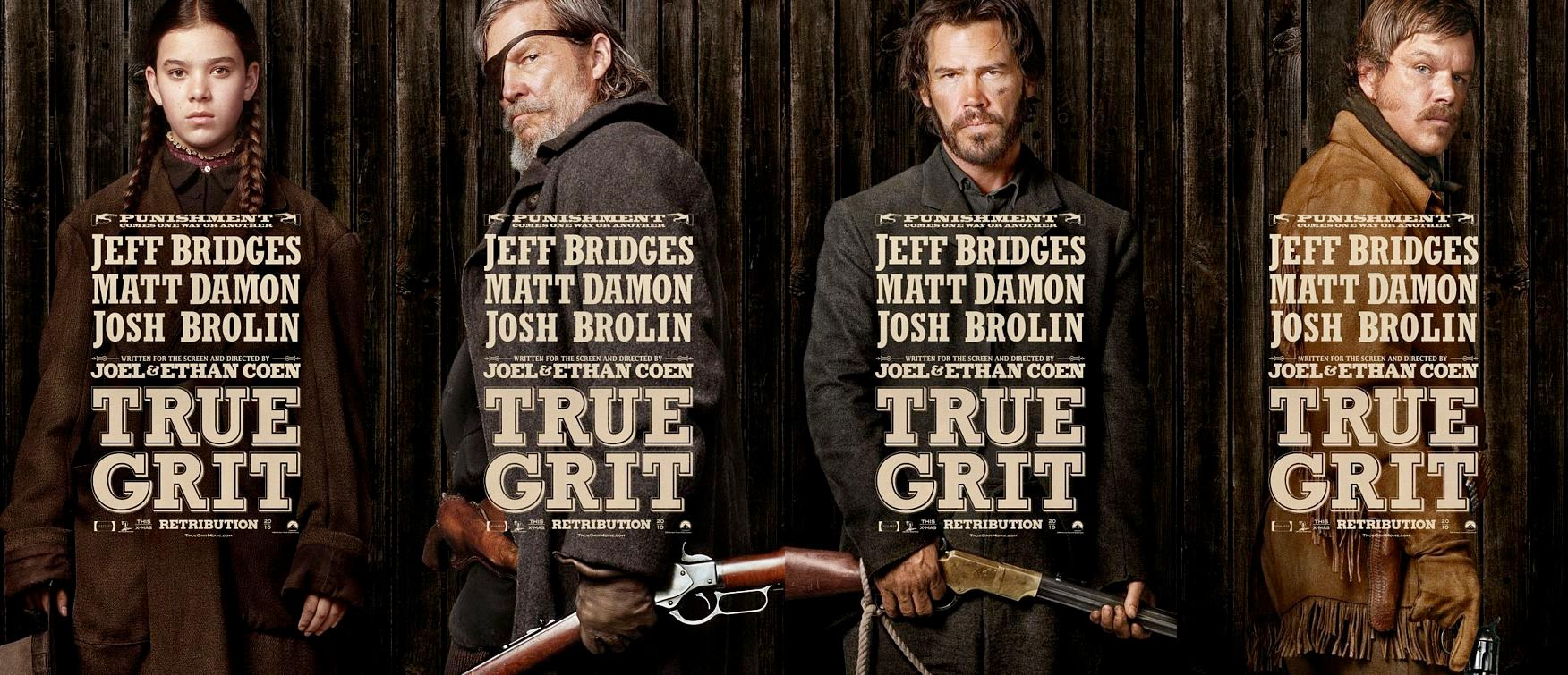 true grit the remake great western movies. Black Bedroom Furniture Sets. Home Design Ideas