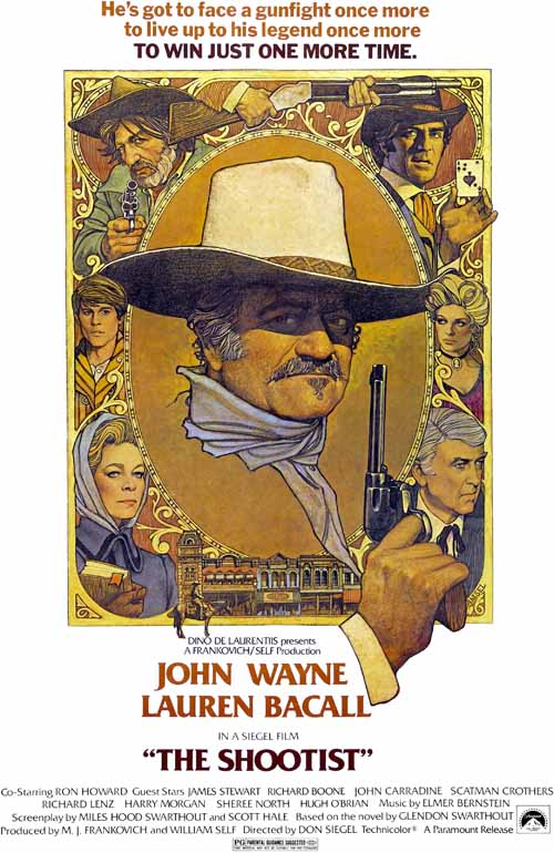 The Shootist Great Western Movies