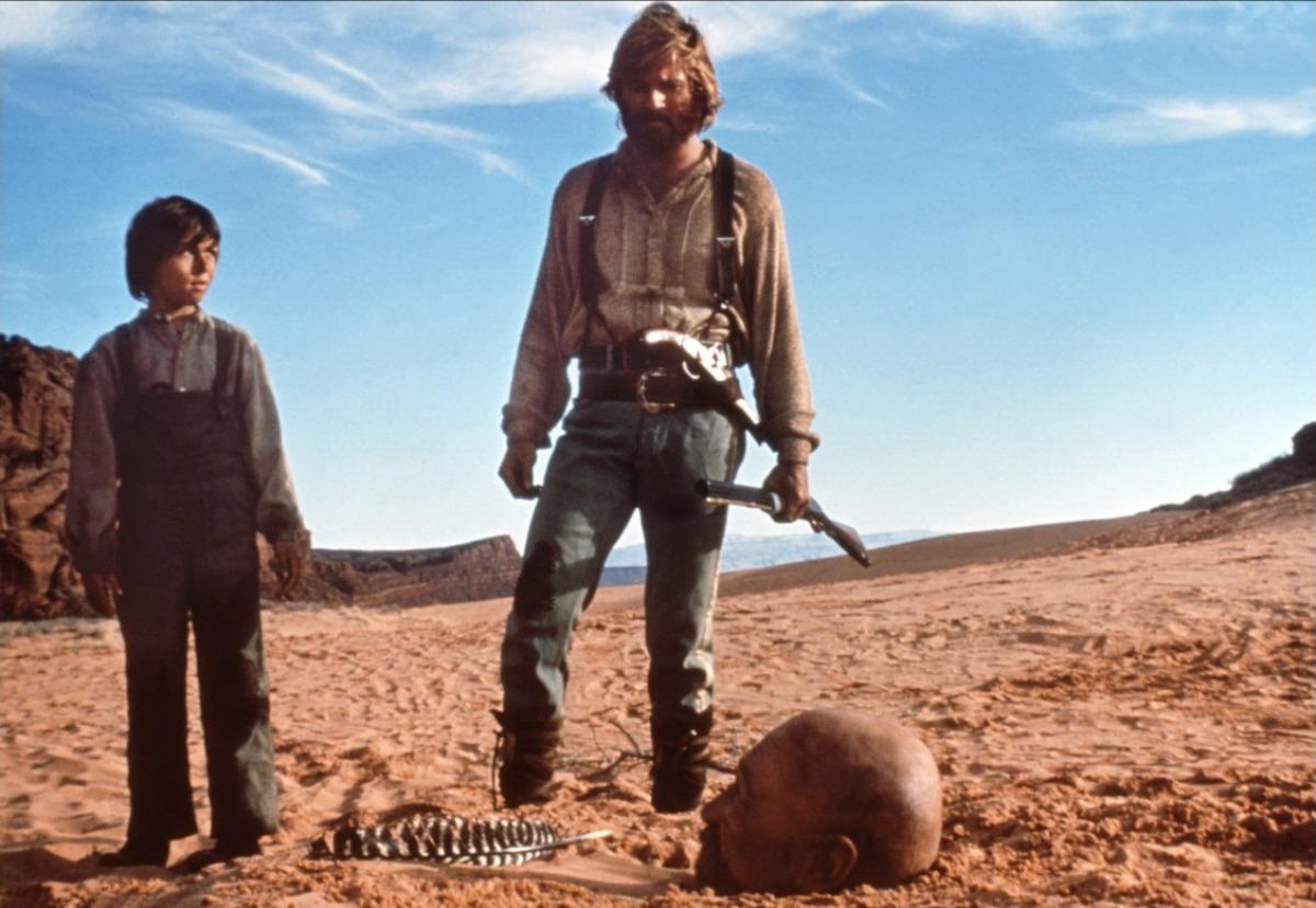 jeremiah johnson great western movies