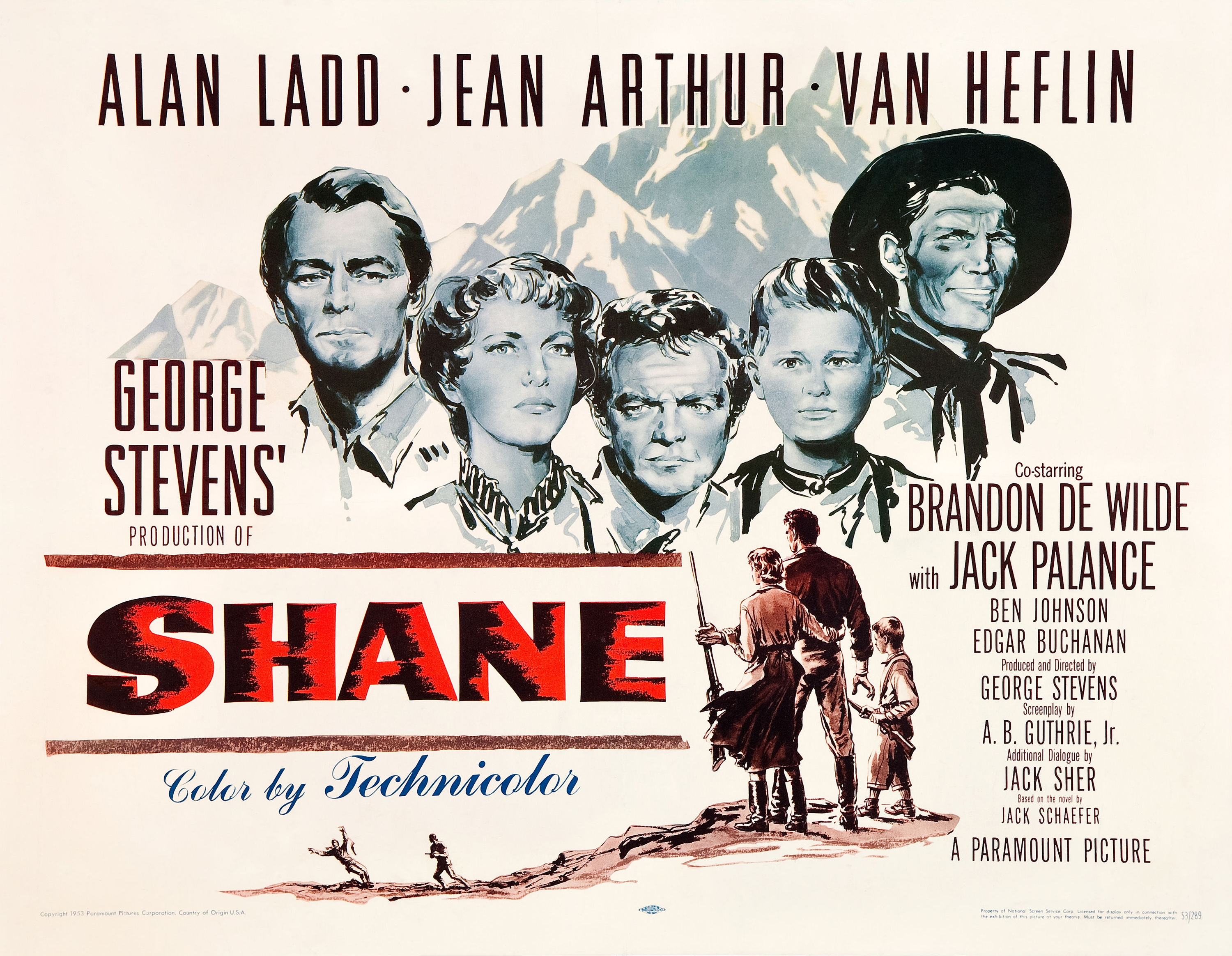 an analysis of the topic of the shane western fiction by schaefer Although he authored one of the top western novels of all time, jack schaefer writing fiction to schaefer studied in college shane remains a.
