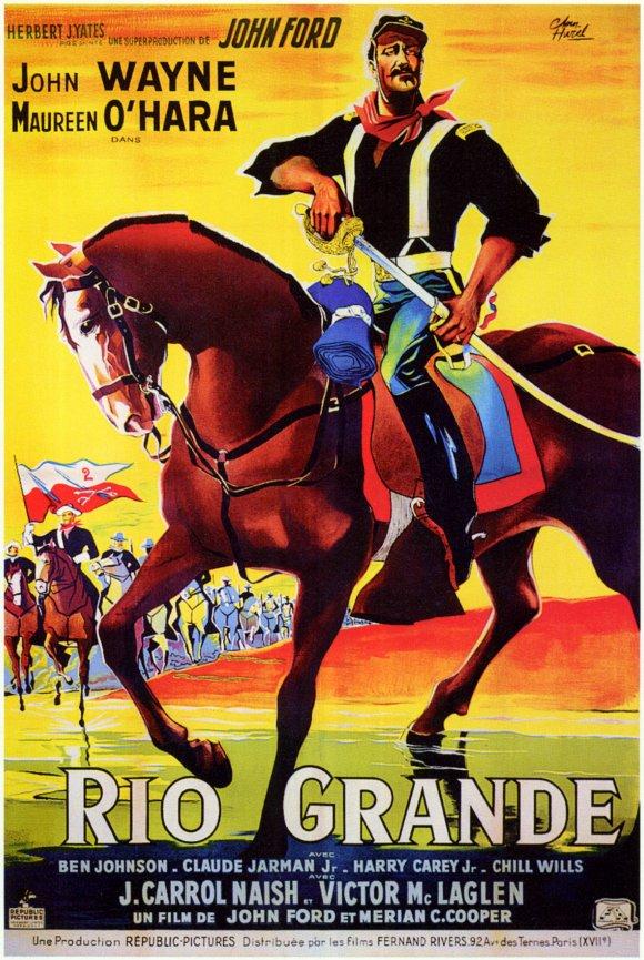 Rio Grande - Great Western Movies