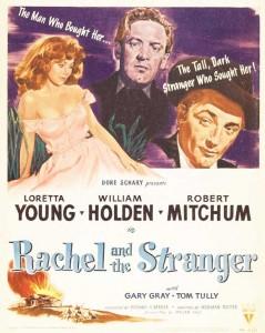 RachelStrangerPoster