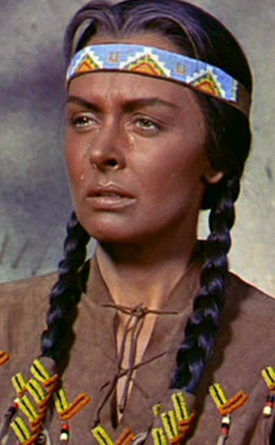 Blue Eyed Apaches Whites In Indian Roles Great Western Movies
