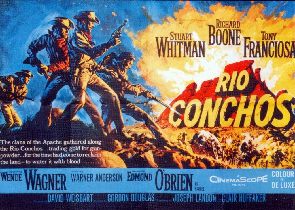 Image result for richard boone rio conchos