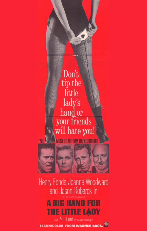 Big Hand for the Little Lady - Great Western Movies