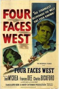 FourFacesWestPoster