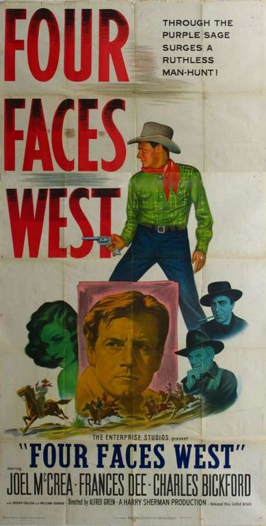 Face four movie poster west
