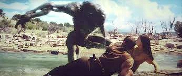 Cowboys & Aliens - Great Western Movies  Cowboys And Aliens Alien Ship