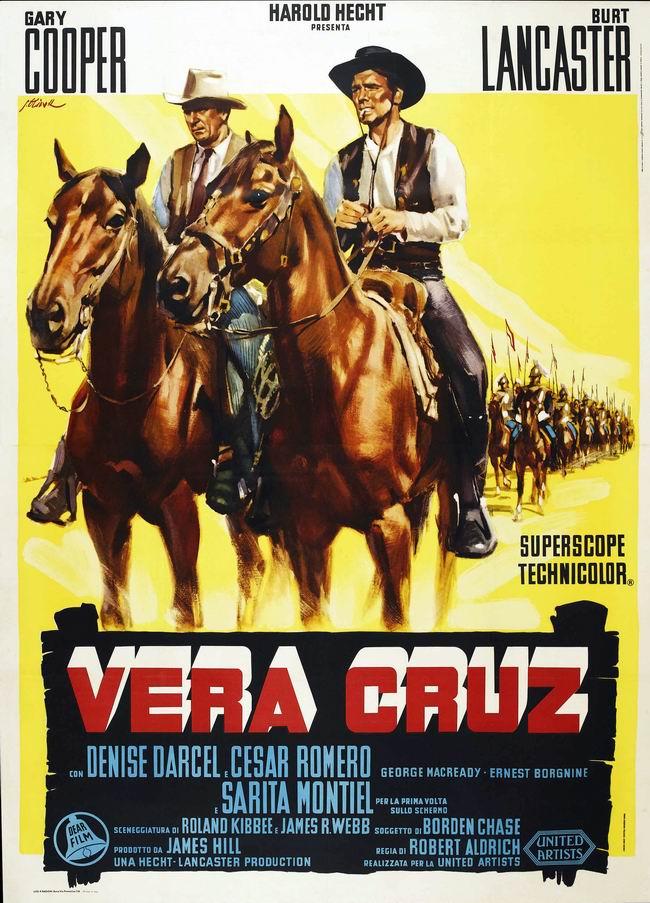 vera cruz great western movies