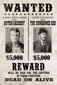 ButchCassidyWanted