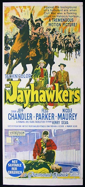 The Jayhawkers! - Great Western Movies