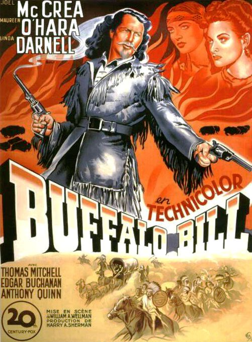 Image result for joel mccrea in buffalo bill