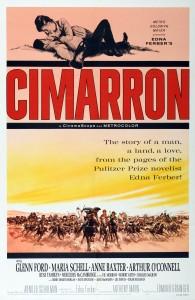 Cimarron1960Poster