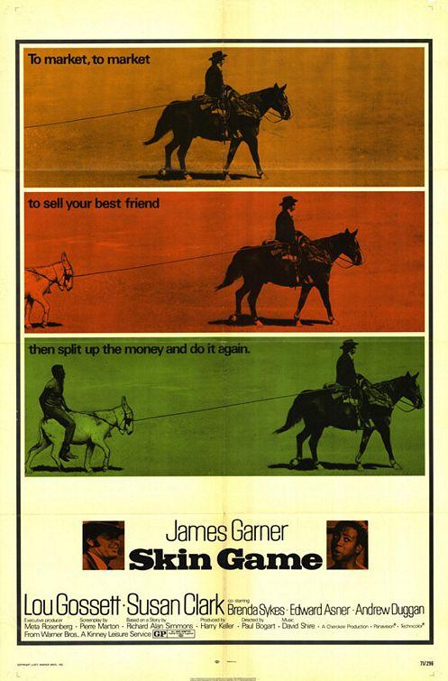 Skin Game (1971) | Western movies, Maverick tv, Comedy