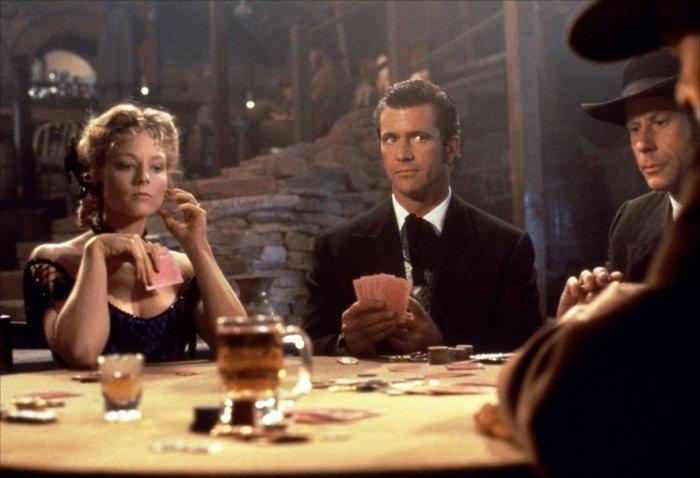 Mel Gibson Gambling Movie