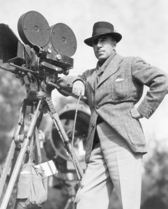 Director Raoul Walsh