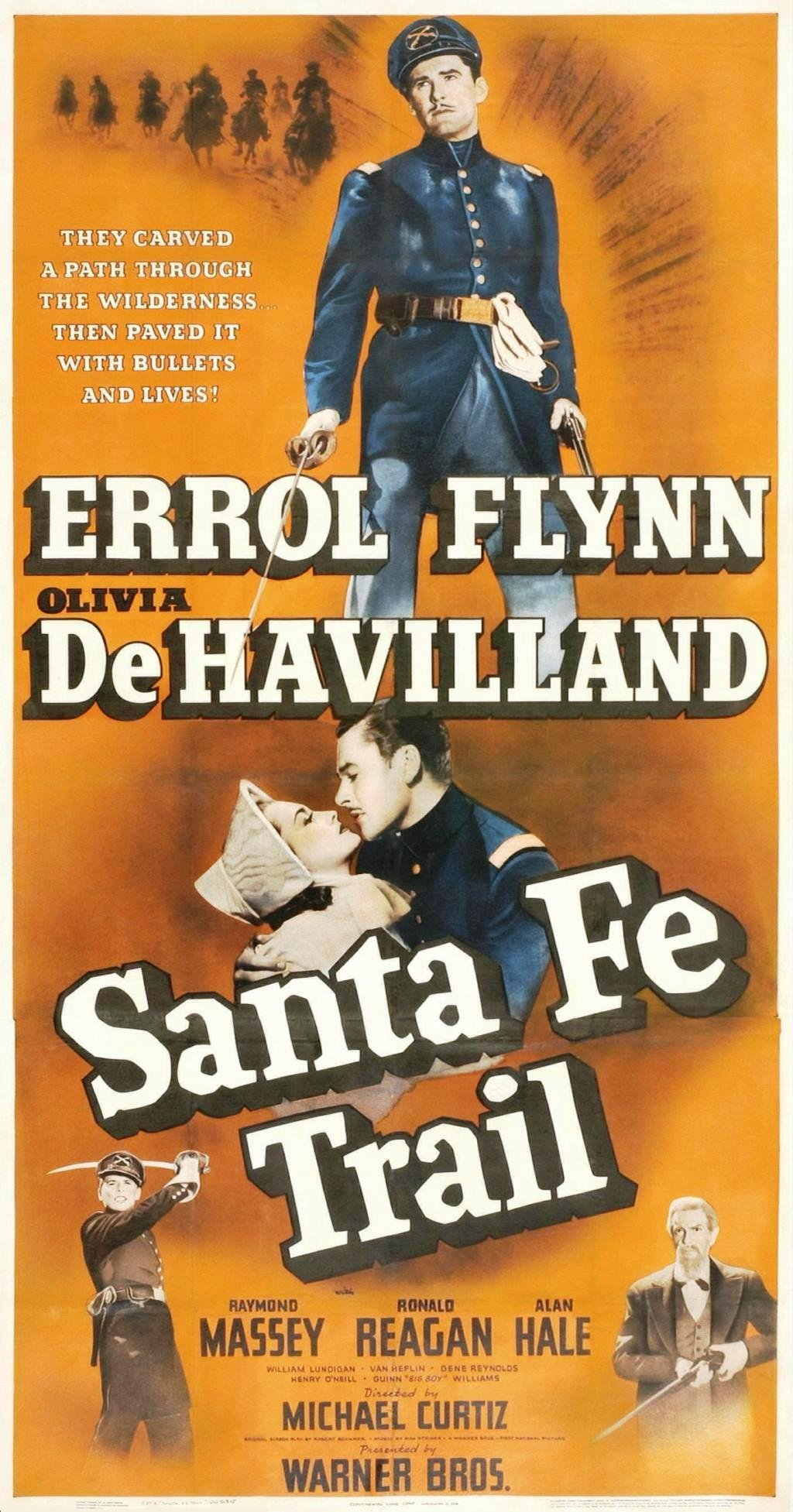 errol flynn archives great western movies