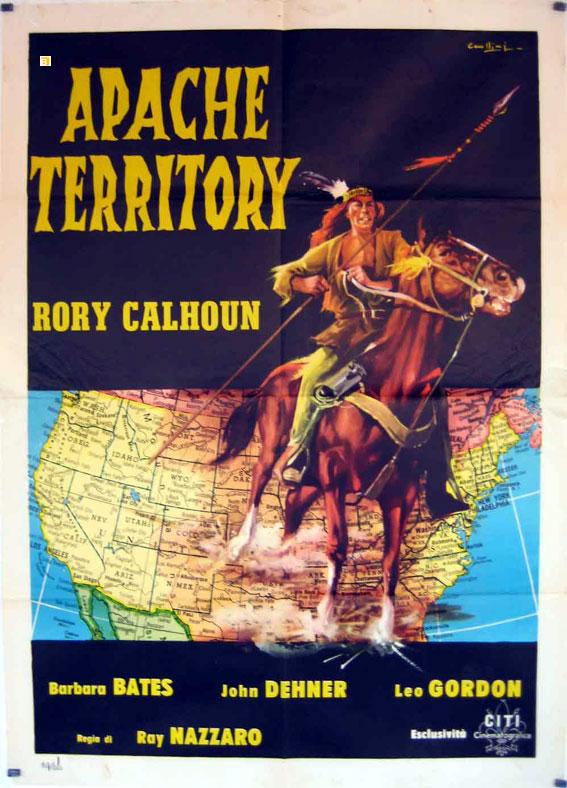 Apache Territory (1958) - IMDb