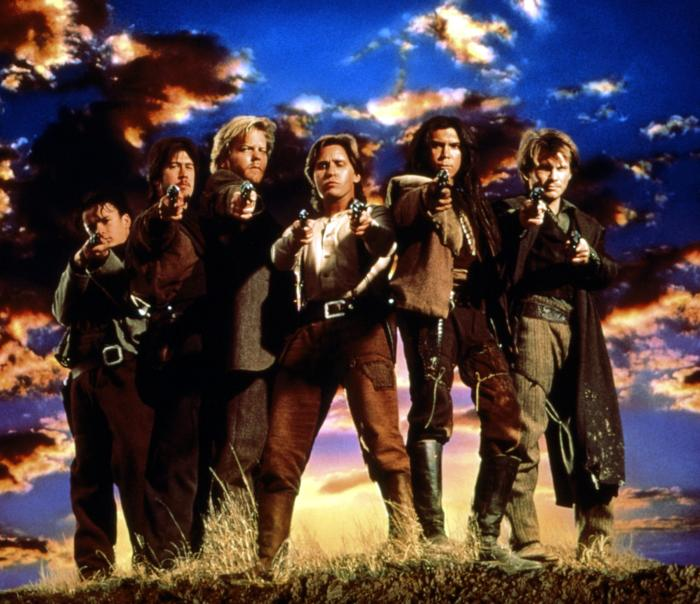 Young Guns II - Great Western Movies