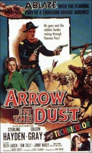 ArrowDustPoster