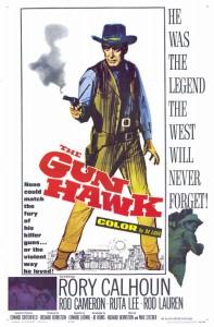 GunHawkPoster